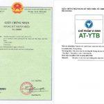 Chế phẩm vi sinh AT-YTB của Trường Đại học Y Dược Thái Bình được chính thức cấp văn bằng bảo hộ nhãn hiệu