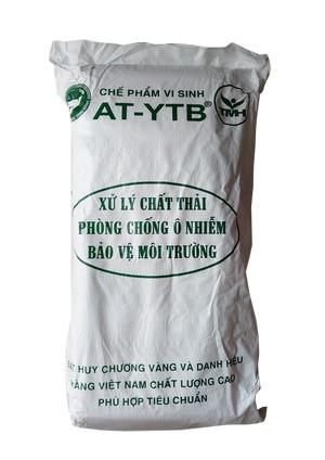 Chế phẩm vi sinh AT-YTB bao 10 kg
