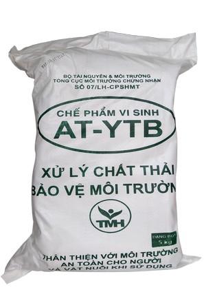 Chế phẩm vi sinh AT-YTB bao 5 kg