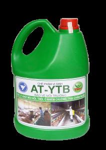 Chế phẩm vi sinh AT-YTB can 3,5 lít