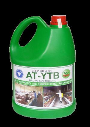 AT-YTB can 3.5 lít (xử lý khử mùi hôi thối chuồng trại chăn nuôi)
