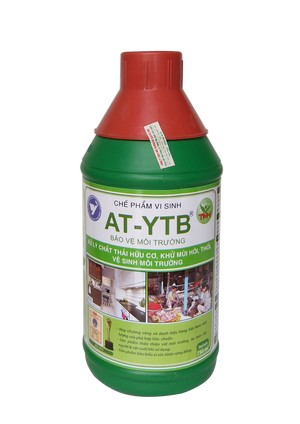 Chế phẩm vi sinh AT-YTB chai 400ml