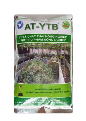 AT-YTB túi 150g (xử lý chất thải nông nghiệp, phế phụ phẩm nông nghiệp)