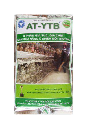 AT-YTB túi 150g (ủ phân gia súc, gia cầm, giảm ô nhiễm môi trường)