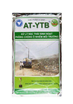 AT-YTB túi 1kg (xử lý rác thải sinh hoạt)