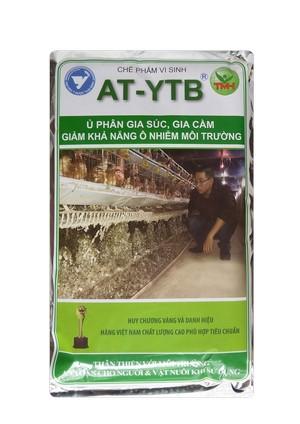 AT-YTB túi 1kg (Ủ phân gia súc, gia cầm)