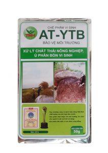 Chế phẩm vi sinh AT-YTB túi 50g