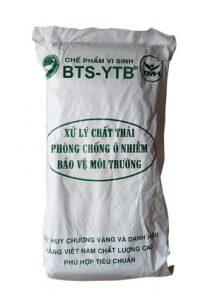 Chế phẩm vi sinh BTS-YTB bao 30 kg