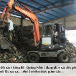 Xử lý rác thải sinh hoạt tại nhà máy đốt rác bằng chế phẩm vi sinh AT-YTB