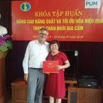 Khóa tập huấn cho doanh nghiệp về chăn nuôi gia cầm do PUM (Hà Lan) tổ chức tại Việt Nam