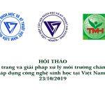 Công ty TMH trình bày tham luận trong hội thảo do Liên hiệp các hội KH&KT Việt Nam và Tỉnh Hải Dương tổ chức