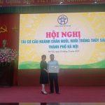 Cty TMH tham gia Hội nghị tái cơ cấu ngành chăn nuôi, nuôi trồng thủy sản Hà Nội