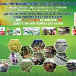 Tham dự festival cùng công ty môi trường TMH, nhận giải pháp  & ưu đãi
