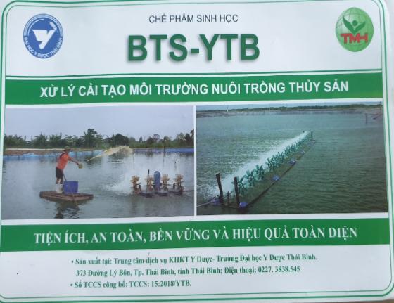 Cung cấp và hướng dẫn sử dụng chế phẩm cho hộ nuôi cá theo mô hình