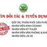 Công ty TMH tuyển nhân sự triển khai vi sinh AT-YTB trong chăn nuôi tôm, cá, ốc ,bò,lợn, gà