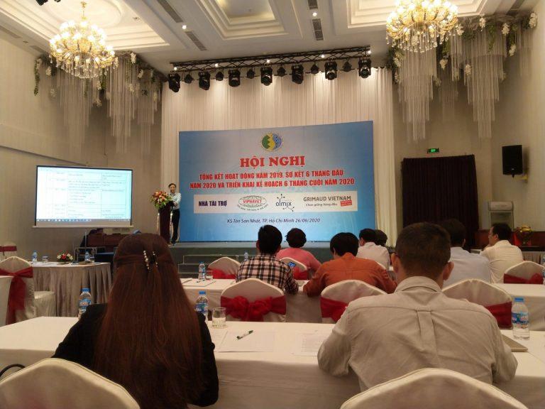 Ông Nguyễn Thanh Sơn, Chủ tịch VIPA, phát biểu khai mạc hội nghị