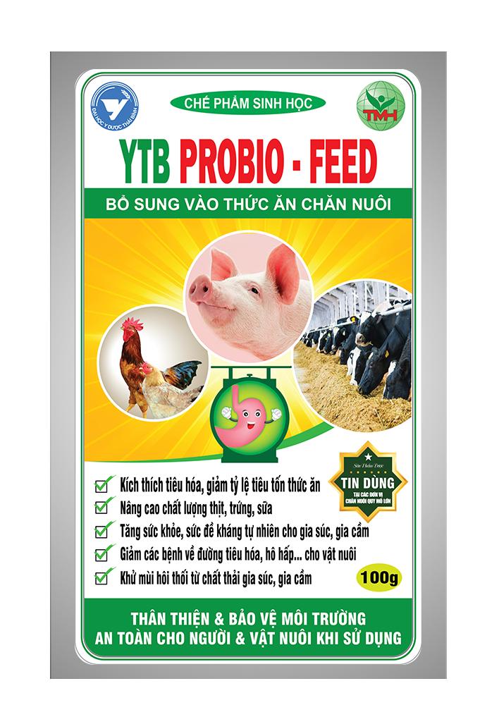 Chế phẩm vi sinh YTB Probio-Feed túi 100g