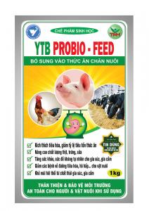 Chế phẩm vi sinh YTB Probio-Feed túi 1kg